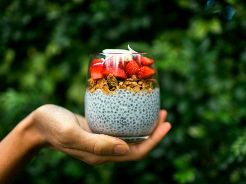 Chia Pudding - Blog Society Feature Article Image