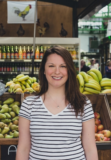 Ceri Jones - Natural Chef and Blogger at Natural Kitchen Adventures