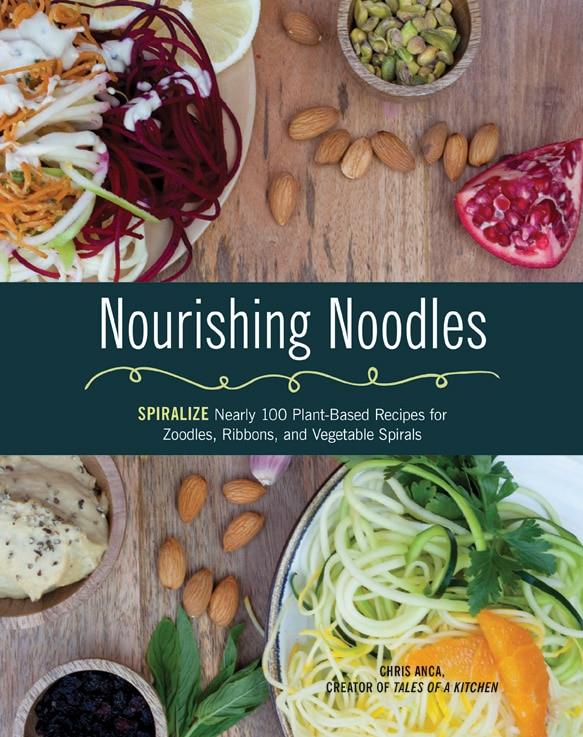 Nourishing Noodles by Christiana Anca