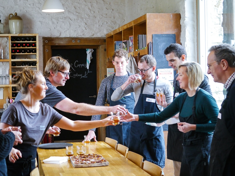On the Blog: a review of River Cottage Cookery School - Part 2, Meat and Veg. Via nourisheveryday.com