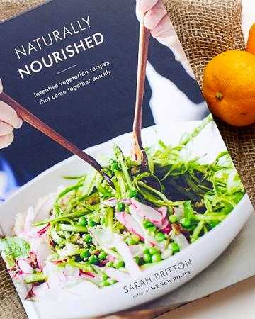 Book Review - Naturally Nourished by Sarah Britton of My New Roots (blog by Monique Cormack, Nourish Everyday)