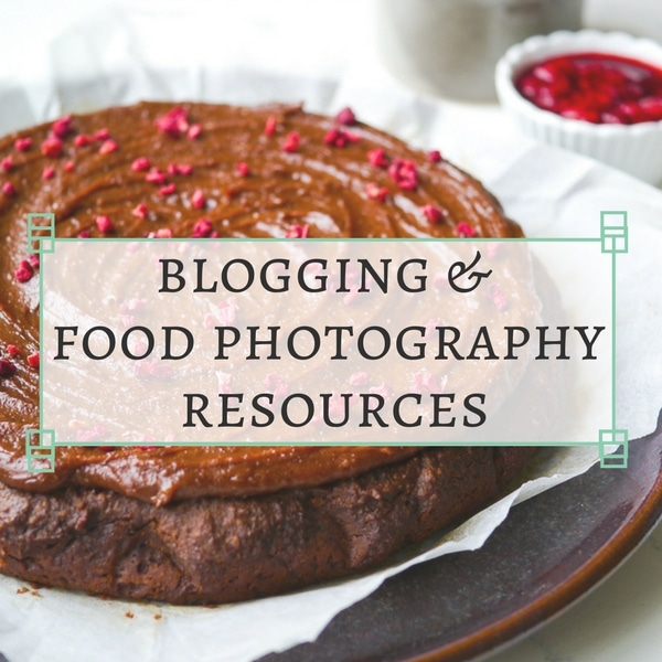 Nourish Everyday - Blogging and Food Photography Resources