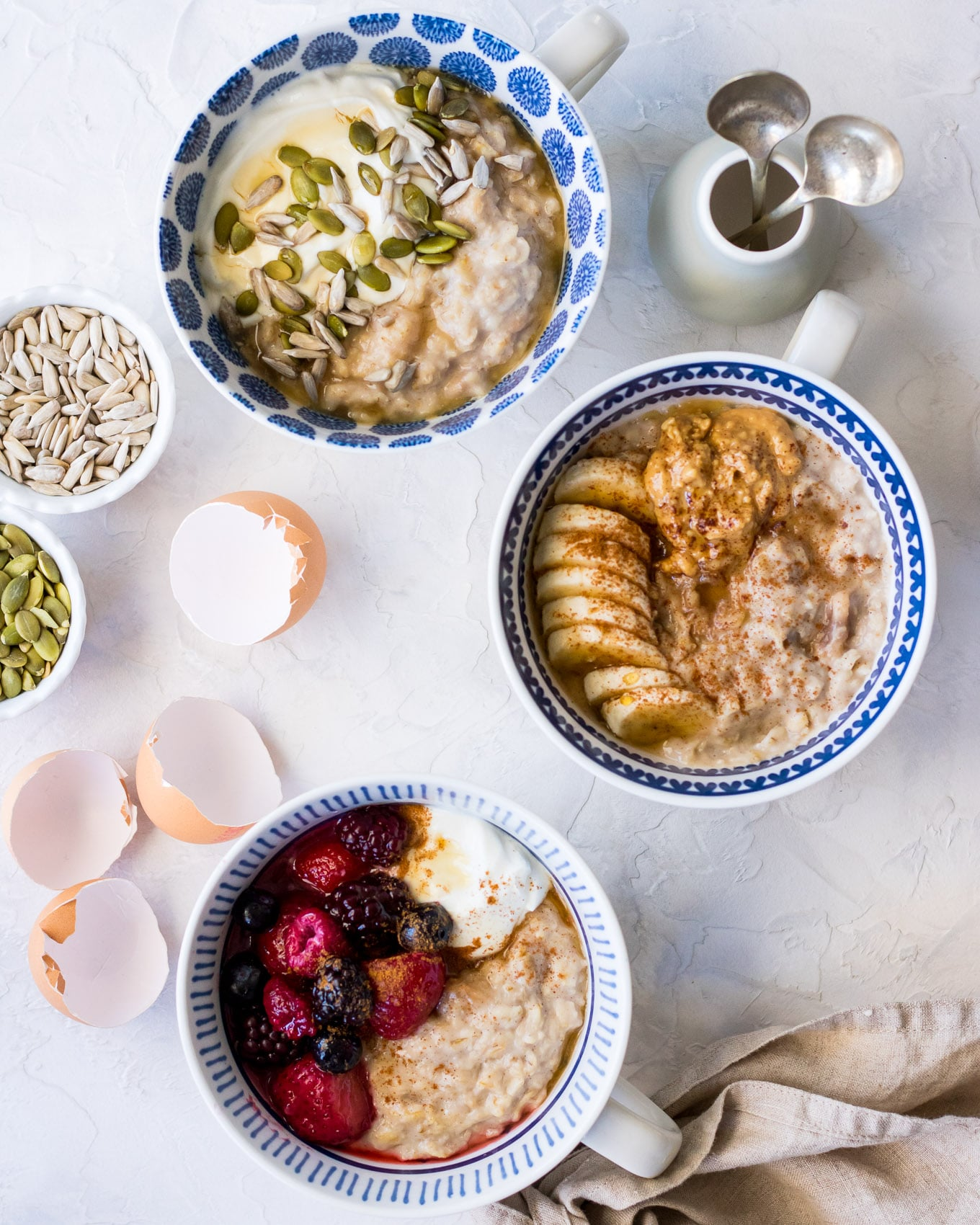 Protein Packed Banana Porridge Recipe by Nourish Every Day
